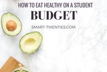 Student budget / Discover a range of tips and tricks to help you save money while studying #studentbudget #usq #yougotthis