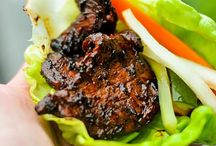 Quarter Plate / Meat