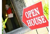 Open House Ideas / Here are tips for holding successful open houses. / by Sibcy Cline Realtors