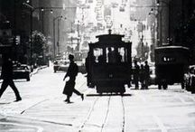 Vintage San Francisco / Images of our beautiful city, San Francisco, throughout the years and its remarkable people, art, architecture, and design.