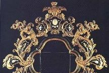 Mirrors and Frames / Antique and beautiful designed mirrors and frames from around the world.
