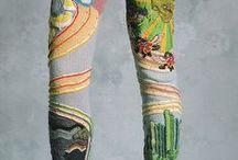 Legwear / A.K.A. stockings. Etc
