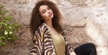 Summer Safari / Get inspired by all this Safari- from wild animal prints to tropical palm perfection.