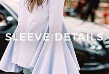 Evans | SLEEVE DETAILS