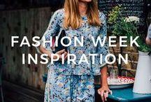 Evans | FASHION WEEK INSPIRATION