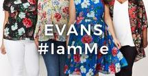 Evans | #IAMME / The launch of the SS18 #IamMe campaign brings together the must-have trends of the season and showcases ways-to-wear them with confidence. Over the next few weeks we'll be introducing our favourite fit-flattering collections for you to flaunt.