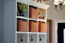 Storage ideas / organization / by Linda B