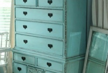Painted furniture / by Linda B