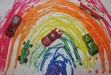 Art and Play FUN for Little Ones / I taught art before I had children. This is my favorite board! My kids are 7 and 3 so there is a wide variety of things that catch my eye! Now go play and be creative! / by Patti Holcombe