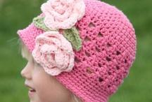 knit/crochet/needle work / by Linda B