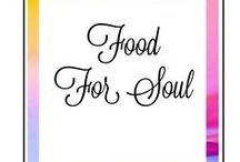 Food for soul