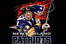 New England Patriots / My Favorite Football Team!❤❤ / by Linda Solari