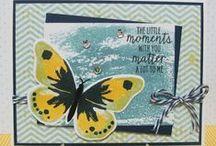 Handmade Card Ideas / Inspiration for handmade card designs.