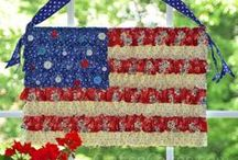 Patriotic Crafts / by CraftsnCoffee