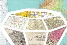 Brandspiration: Maps / by Braid Creative