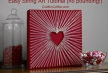 Valentine's Day Crafts / by CraftsnCoffee