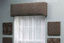 DIY Window Cornices / by CraftsnCoffee