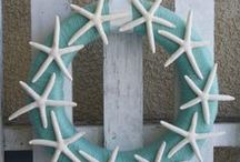 Summer Wreaths / by CraftsnCoffee