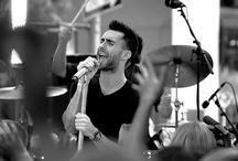 Adam Levine / by Andrea Parada