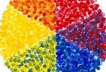 Color Theory / by Jenny Schindler Melander