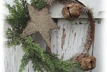 Christmas Food & Fun / It's beginning to feel a lot like ...a natural rustic vintage country... Christmas! / by Rosie Peterson