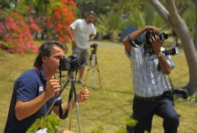 Beachcomber Film: the Making-Of