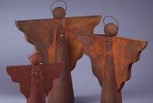 Christmas Angel Crafts / by CraftsnCoffee