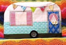 Quilts & Sewing / Everything with fabric and stitches