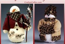 Winter Theme Crafts / by CraftsnCoffee