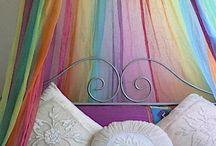 Kids room ideas / by Michelle Clark