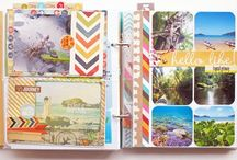 oh SN@P! / Pocket-style Scrapbooking