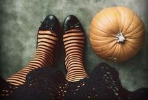 Spooktacular Pins! / Inspiration for my fall wardrobe / by Kitten Harpain