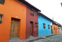 Bogota / Short visit to the city after a week at La Granja Luker