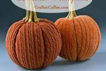 Pumpkin Crafts / by CraftsnCoffee