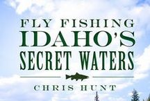 Idaho:  Fish On! / Fly, river, lake, boat, shore. Where there is fresh water, there are fish.  That would be Idaho. / by Visit Idaho