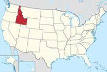 About Idaho / Idaho's precious symbols, interesting facts, and a lot more! / by Visit Idaho
