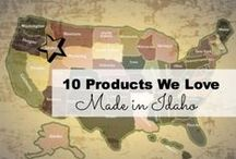 Made in Idaho / So many delicious things, made and grown right here in Idaho. / by Visit Idaho
