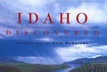 "Reading Up on Idaho / To really know Idaho, here are some great books from people who have ""walked the walk."" / by Visit Idaho"