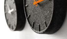 #dutchdesign Clocks & Watches / Klokken en horloges, maar dan een tikkie anders Een groot aantal Nederlandse designers heeft een klok of meerdere klokken en horloges in hun collectie. Zo zijn er onder andere klokken van merken als Gispen, Leff, Invotis, DUO Design, Studio PS, Asymmetree  en Karlsson, waarvan veel mensen niet weten dat het een Nederlands merk is. Allemaal klokken met een eigen verhaal en  onderscheidende vormgeving.