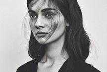 Portraits / Portrait fashion photography inspiration