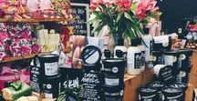 Lush / The Best Place on Earth