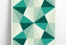 Quilting Inspiration / A fabulous collection of patchwork quilts to inspire my creativity.