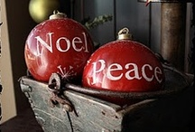 Seasons: Yule Decor / Winter Solstice, Yule, Christmas, Hanukkah, Diwali, Kwanzaa, Festivus... LOVE!