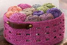 Crochet / Inspiration for my 'bucket list' of crochet projects!
