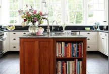 kitchens / by Carrie Stewart