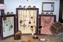 Craft Show Display / Display ideas for jewelry and craft show booths / by Purple Moon Designs Hair Jewelry