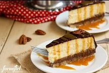 What to make for my birthday? / There's no such thing as Weight Watchers on my birthday. Just had the peanut butter pie...now I can start planning for next March.