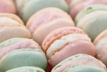 Confectionery Delights / Anything lovely, pastel, delicious, breathtaking... / by Karen Erickson