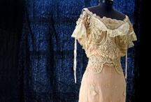 Vintage Fashions / by Karen Erickson