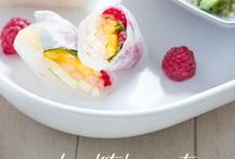 Recipes with Fruit / Go ahead, steal some of these ideas for yourself!